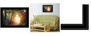 "Trendy Decor 4U Color Overdose by Martin Podt, Ready to hang Framed Print, Black Frame, 21"" x 15"""