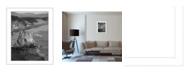 "Trendy Decor 4U Strength By Trendy Decor4U, Printed Wall Art, Ready to hang, White Frame, 18"" x 14"""