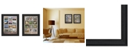 """Trendy Decor 4U Light Your Way Collection By Lori Deiter, Printed Wall Art, Ready to hang, Black Frame, 30"""" x 19"""""""
