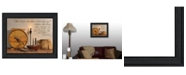 """Trendy Decor 4U The Plans I have for You By Billy Jacobs, Printed Wall Art, Ready to hang, Black Frame, 18"""" x 14"""""""