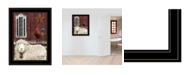 Trendy Decor 4U Trendy Decor 4U Good Morning by Billy Jacobs, Ready to hang Framed Print Collection