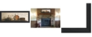"""Trendy Decor 4U Faith, Family and Friends By Billy Jacobs, Printed Wall Art, Ready to hang, Black Frame, 38"""" x 14"""""""