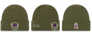 New Era New York Giants On-Field Salute To Service Cuff Knit Hat