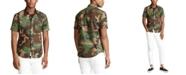Polo Ralph Lauren Men's Classic Fit Short Sleeve Camo Shirt