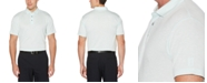 PGA TOUR Men's Textured Golf Polo