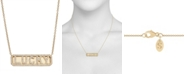 Serena Williams Jewelry Diamond (1/3 ct. t.w.) Necklace in 14K Yellow Gold