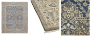 """Timeless Rug Designs CLOSEOUT! One of a Kind OOAK1117 Ivory 7'10"""" x 10'3"""" Area Rug"""