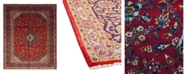 """Timeless Rug Designs CLOSEOUT! One of a Kind OOAK1536 Orange 9'8"""" x 13'8"""" Area Rug"""