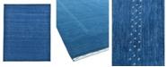 "Timeless Rug Designs One of a Kind OOAK2537 Blue 8'2"" x 9'11"" Area Rug"
