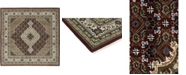 "Timeless Rug Designs One of a Kind OOAK306 Sienna 6'1"" x 6'3"" Area Rug"