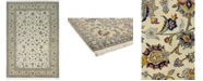 """Timeless Rug Designs CLOSEOUT! One of a Kind OOAK591 Ivory 6'9"""" x 10' Area Rug"""