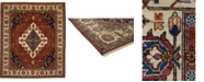 """Timeless Rug Designs CLOSEOUT! One of a Kind OOAK3812 Chestnut 8'5"""" x 9'9"""" Area Rug"""
