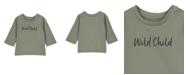 COTTON ON Baby Boys and Girl Jamie Long Sleeve Tee Shirt