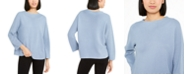 Eileen Fisher Organic Funnel-Neck Sweater