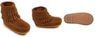 Minnetonka Toddler Girls Double Fringe Boot