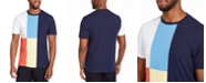 Club Room Men's Colorblocked T-Shirt, Created for Macy's
