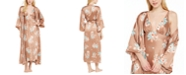 INC International Concepts INC Floral-Print Nightgown & Robe Collection, Created For Macy's
