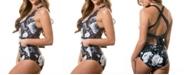 Nani Swimwear Women's Callen Pocket One Piece Swimsuit