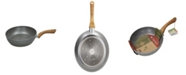 """Tognana Wood and Stone Style 11"""" Fry Pan"""