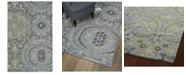 Kaleen Helena 3206-75 Gray 12' x 15' Area Rug