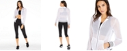 Ideology Textured Bomber Jacket & Cropped Leggings, Created For Macy's