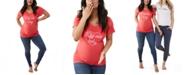 Motherhood Maternity Kiss Me Baby™ Maternity Tee