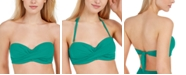 kate spade new york Bandeau Underwire Bikini Top