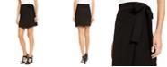 Michael Kors Mini Wrap Skirt