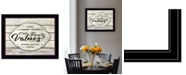 Trendy Decor 4U Trendy Decor 4U Our Family Values by Cindy Jacobs, Ready to hang Framed Print Collection