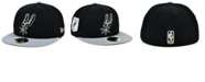 New Era San Antonio Spurs The Pennant Patch 59FIFTY-FITTED Cap