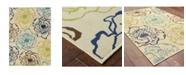 """JHB Design Bella BEL04 Ivory 2'5"""" x 4'5"""" Area Rug"""