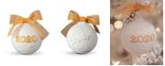 Lladro Lladro Collectible Figurine, 2020 Gold Christmas Ball