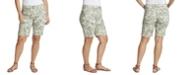 Gloria Vanderbilt Women's Plus Size Midrise Bermuda Short