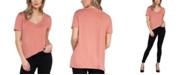 Black Tape V-Neck T-Shirt