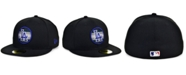 New Era Los Angeles Dodgers Circle Fade 59FIFTY-FITTED Cap