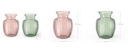 Immanuel 2 Piece Lantern Vase Set