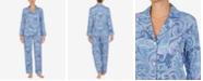 Lauren Ralph Lauren Printed Pajamas Set