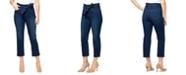 Gloria Vanderbilt Women's Paper Bag Crop Jeans