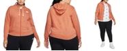 Nike Plus Size Sportswear Gym Vintage Hoodie