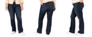 Silver Jeans Co. Plus Size Suki Slim-Fit Bootcut Jeans
