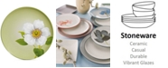 Noritake Colorwave Floral Accent Plate
