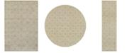 JHB Design Tidewater Meridian Beige/Ivory Area Rugs