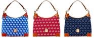 Dooney & Bourke NCAA Hobo Bag Collection