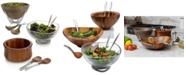 Nambe Salad Bowl Collection