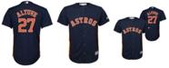 Majestic Jose Altuve Houston Astros Player Replica Cool Base Jersey, Big Boys (8-20)