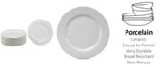Oneida Chef's Table 8-Pc. Dinner Plate Set