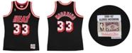 Mitchell & Ness Men's Alonzo Mourning Miami Heat Hardwood Classic Swingman Jersey