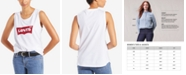 Levi's Cotton Graphic Muscle Tank Top