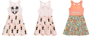 Epic Threads Little Girls Keyhole-Back Tank Dress, Created for Macy's