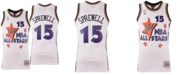 Mitchell & Ness Men's Latrell Sprewell NBA All Star 1995 Swingman Jersey